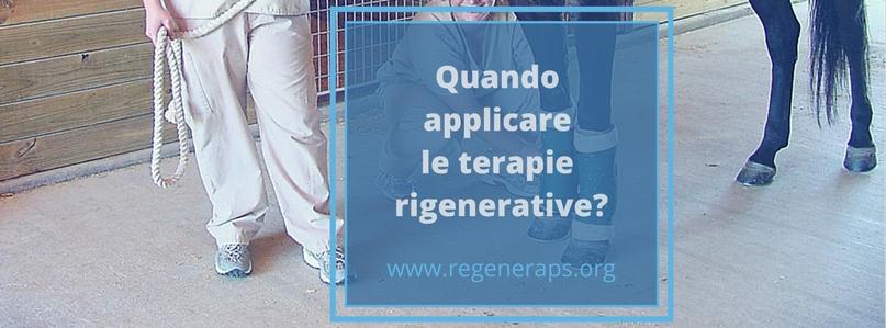 terapie rigenerative applicazioni